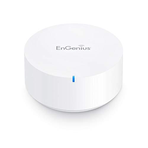 EnGenius Sistema WiFi de malla para todo el hogar – Red de malla para todo el hogar AC2200, cobertura de hasta 1500 pies cuadrados, router WiFi de rendimiento ultrarrápido (ESR580)