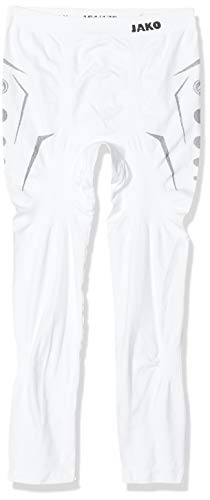 Jako Kinder Long Tight Comfort , Weiß (00 White) , 164/176
