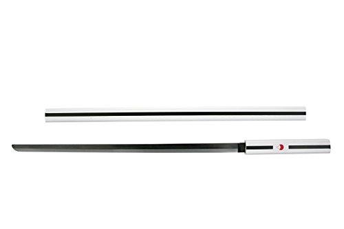 Kusanagi bianca Sasuke Uchiha katana Naruto spada sword cosplay replica