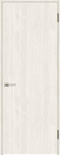ラシッサS 標準ドア ASTH-LAC 錠付き 0920 W:868mm × H:2,023mm 吊元:左吊元 本体色/枠色:クリエアイボリー(WA) 枠種類:ノンケーシング156(壁厚:116-130) 沓摺:なし 把手:サークルB 鍵種類:丸型簡易錠
