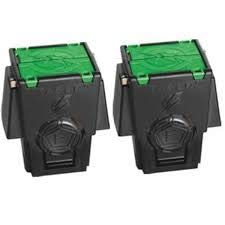 High Voltage Tactical Green 25 Foot Cartridge for The Taser X26