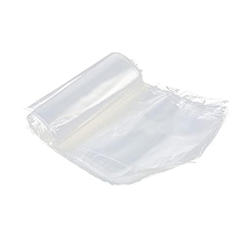 300 bolsas termocontraíbles POF transparentes para embalaje de jabón de mano, pequeños regalos, bricolaje casero, película termocontraíble POF, 14,5 x 24