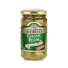 Filippo Berio Classic Pesto - Pesto (350 g, 6 unidades)