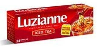 Luzianne Iced Tea, Family Quart Tea Bags, 24-count Box