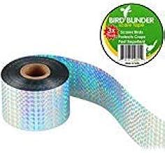 Bird Blinder - Bird Repellent Scare Tape (Triple Thick) - 147 feet x 2 inch Deterrent