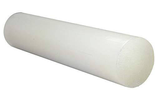 60mm PE Kunststoff Rundmaterial Drehmaterial Drehbank 60x300mm
