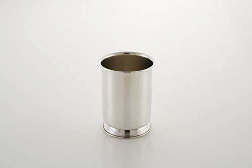 SWEET HOME Porte-Couverts en métal argenté cod.5013814 cm 14h diam.10,5 by Varotto & Co.