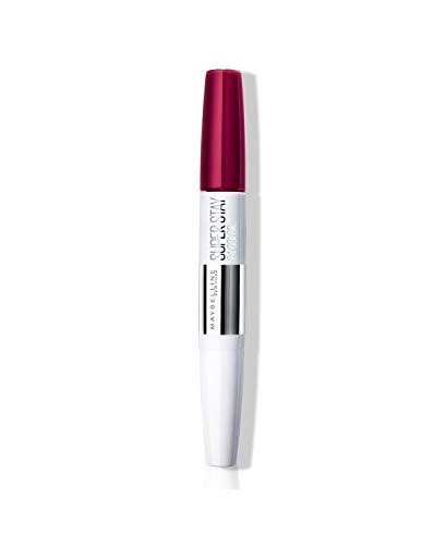Maybelline New York Lippenstift, Super Stay 24H, Flüssig und langanhaltend, Nr. 830 Rich Ruby, 5g