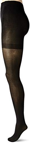 Motherhood Maternity Women's Maternity Opaque Tights, black, B