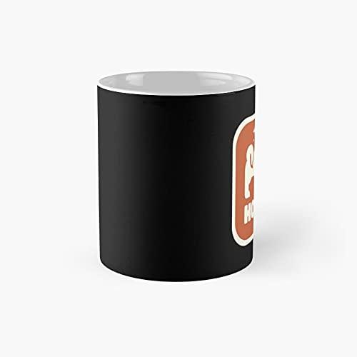 Ho.d.l Dog.e.coin Classic Mug - 11 Ounce For Coffee, Tea, Chocolate Or Latte.
