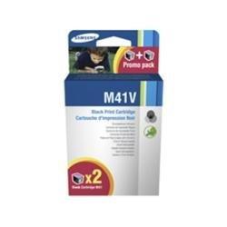 Samsung Fax-M41 V/ELS Tintenpatrone, 2 Stück-Farbe: Schwarz