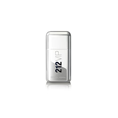 212 Vip Men Carolina Herrera - Perfume Masculino - Eau de Toilette - 50m, Carolina Herrera