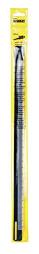 DeWalt Alligator- Spezialsägeblätter (Arbeitslänge 425 mm, Zahnmaterial: HM, für einfache Schnitte in Hochloch-Leichtziegel, bis Festigkeitsklasse 12 N/ mm²) DT2964