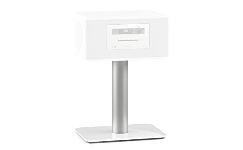 sonoro Design-Standfuss für sonoro HiFi High End Musiksystem Weiß