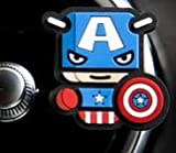 FC Deodorante per Auto Marvel Justice League Capitan America