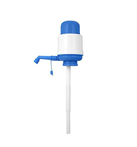 Dispensador de agua manual para garrafas bomba compatible con botellas (PET) de 2.5,3, 5, 6, 8 y 10 litros