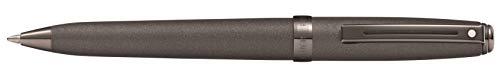 Sheaffer Prelude balpen, navulbaar, geborsteld koper, Gunmetal Tone PVD Trim