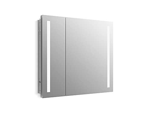 Kohler 99009-TLC-NA Verdera Medicine Cabinets, Aluminum