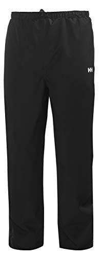 Helly Hansen Seven J, Pantaloni Impermeabili Uomo, M, Nero (Black)