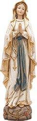 Mutter Gottes Figur Lourdes 40 cm