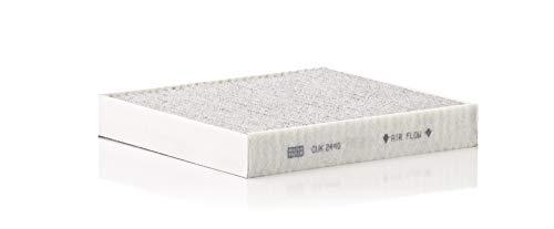 Original MANN-FILTER Innenraumfilter CUK 2440 – Pollenfilter mit Aktivkohle – Für PKW