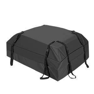 Dachtasche und Dachgepäckträger – wasserdichte und beschichtete Reißverschlüsse, 1 m, strapazierfähige Dachtasche Passend für alle Fahrzeuge mit/ohne Gepäckträger.