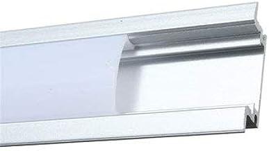 Bojim Iluminaci/ón de gabinete LED de 3 piezas regulable con detector de movimiento recargable de 3 W inal/ámbrica blanco 350lm 30 LED bajo luz de tiras magn/éticas distancias de conmutaci/ón de 3 m