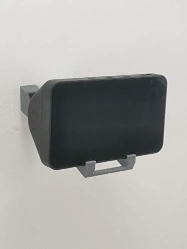 Echo Show 5 - Soporte de pared para pared (vertical), color gris