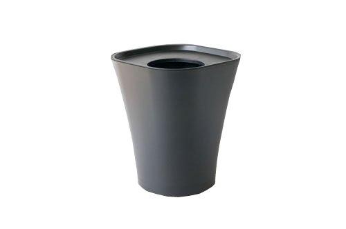 MAGIS マジス TRASH WITH LID トラッシュ ゴミ箱 高さ28 / ブラック AC454-1750C