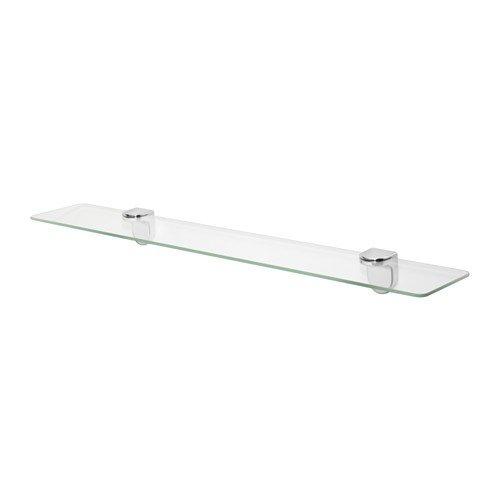 IKEA KALKGRUND Glasablage (62x11cm)