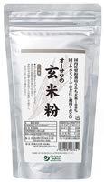 オーサワ  オーサワの玄米粉 300g  6袋