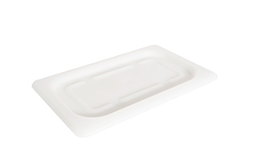 Rubbermaid Commercial Products 1/4 Gastronorm leise Aufbewahrung Lid -weiß