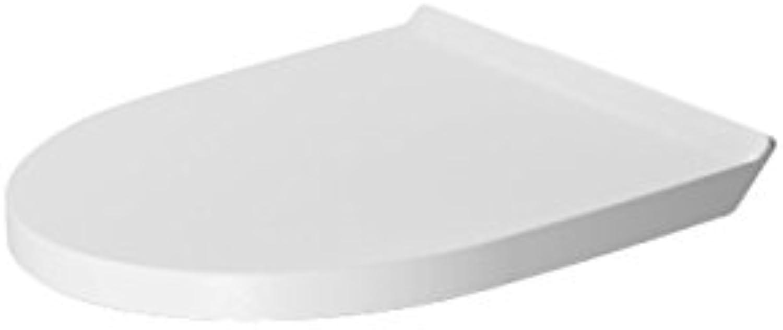 Duravit–Basic DuraStyle WC-Sitz WC-Sitz mit Soft Close
