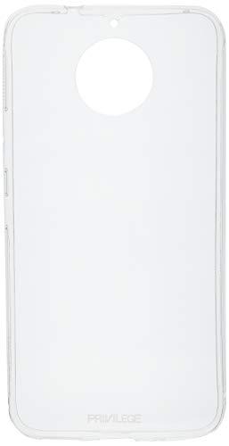 Capa Protetora para Moto G5S Plus, Privilege, Capa Protetora Flexível, Transparente
