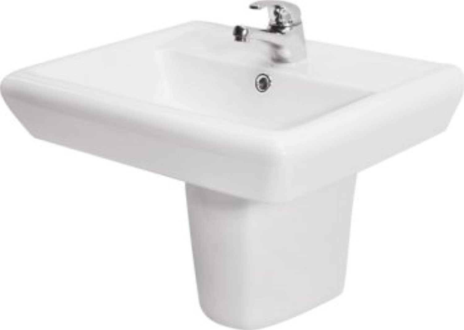 DOMINO ECO IRYDA 60 B HL BATHROOM SINK