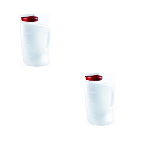 1 gallon mixing pitcher - 4