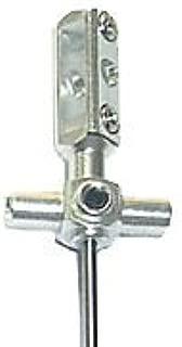 Microheli Innershaft with Alum Main Rotor Hub MHEMCX065