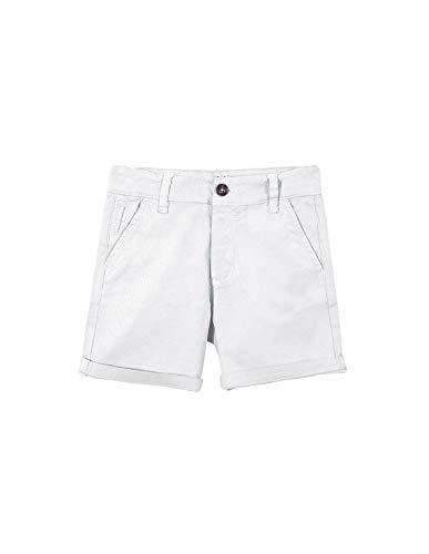 Gocco China Bermuda, Blanco (Blanco S02pstca201wa), 2 años (Tamaño del Fabricante: T: 2-3) para Niños