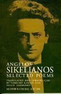 Angelos Sikelianos: Selected Poems (Romiosyni)