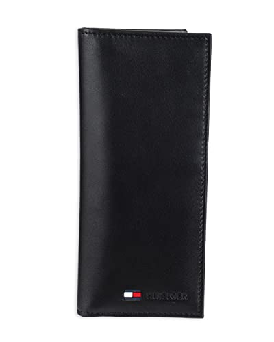 Tommy Hilfiger Men's 31TL19X014, Black, One Size