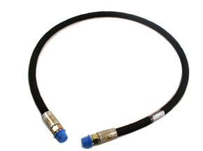 Best Review Of Western Replacement Angle Hydraulic Hose 1\4 X 38 55020