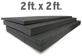 5S LEAN TOOL BOX FOAM ORGANIZERS 2FT X 2FT BLACK 1