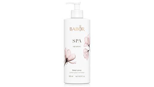 BABOR SPA Shaping Body Lotion, Anti-Aging Körper-Lotion, für glatte & geschmeidige Haut,1 x 500 ml