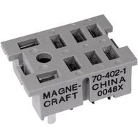 Department store Rapid rise MAGNECRAFT 70-402-1 RELAY 100 SOCKET pieces