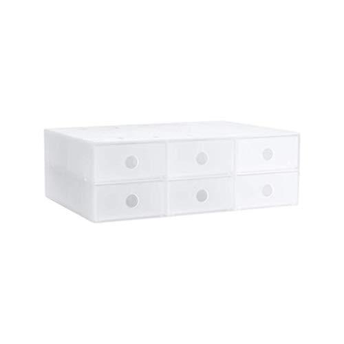 WYBFZTT-188 Vanidad plástica, Conjunto de cajones compactos y compactos de Almacenamiento para cosméticos, Suministros dentales, Cuidado del Cabello, baño, Dormitorio, Escritorio, encimera