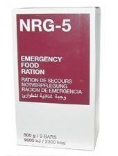 A. Blöchel Ración De Emergencia Al Aire Libre Campamento Castrense NRG-5 Raciones ración de Alimentos de Emergencia abastecimiento de 500 g