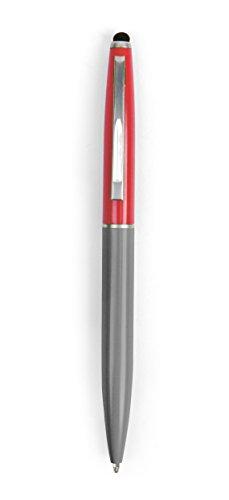 Kikkerland Mini Retro Stylus Pen, Set of 2, Assorted (US40S-A)
