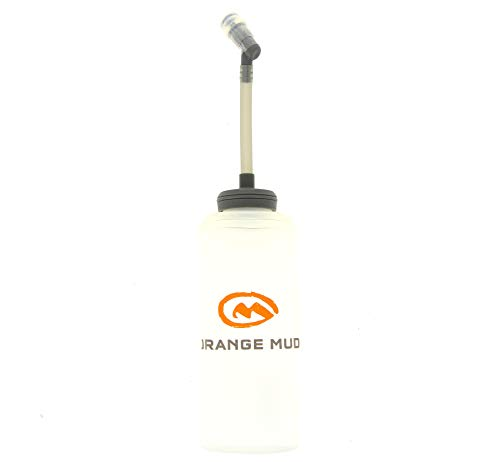 Orange Mud Hydrapak Bidons Adulte Unisexe, Blanc, 600ML