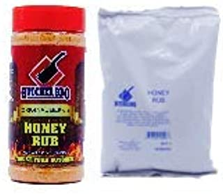 Butcher BBQ Honey Rub   Savory Spice Blends & Rubs for All Kind of Meat 3 Pounds