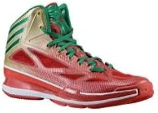 Men Adizero Crazy Light Basketball Size 8.5 Red/Green